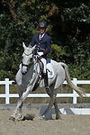 Class 7. British dressage. Brook Farm Training Centre. Essex. UK. 07/09/2018. ~ MANDATORY Credit Garry Bowden/Sportinpictures - NO UNAUTHORISED USE - 07837 394578
