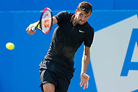 GRIGOR DIMITROV (BUL)<br /> <br /> TENNIS - AEGON CHAMPIONSHIPS - QUEEN'S CLUB - ATP - 500 - BARON'S COURT, LONDON, GB - 2017  <br /> <br /> <br /> &copy; TENNIS PHOTO NETWORK
