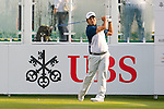 Thitiphun Chuayprakong of Thailand tees off the first hole during the 58th UBS Hong Kong Golf Open as part of the European Tour on 10 December 2016, at the Hong Kong Golf Club, Fanling, Hong Kong, China. Photo by Marcio Rodrigo Machado / Power Sport Images