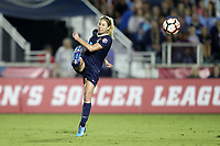 Cary, NC - Saturday April 22, 2017: McCall Zerboni during a regular season National Women's Soccer League (NWSL) match between the North Carolina Courage and the Portland Thorns FC at Sahlen's Stadium at WakeMed Soccer Park.