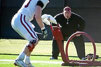 030111 Spring Practice--Coaches