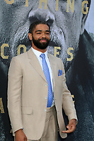 """LOS ANGELES - MAY 8:  Kingsley Ben-Adir at the """"King Arthur Legend of the Sword"""" World Premiere on the TCL Chinese Theater IMAX on May 8, 2017 in Los Angeles, CA"""
