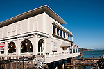 Sausalito; Horizons Restaurant; California, USA.  Photo copyright Lee Foster.  Photo # california108997