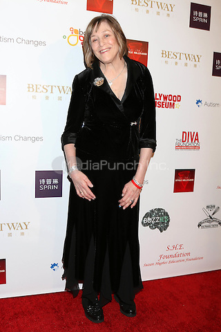 HOLLYWOOD, CA - FEBRUARY 26: Geri Jewell at the Style Hollywood Oscar Viewing Party at the Hollywood Museum in Hollywood, California on February 26, 2017. Credit: David Edwards/MediaPunch