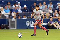 Kansas City, KS - August 6, 2017: Sporting Kansas City and Atlanta United F.C. played to a 1-1 tie in MLS action at Children's Mercy Park.