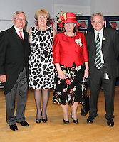 Bedford - Bedfordshire Service to Celebrate HM The Queen's Diamond Jubilee &amp; Lord Lieutenant's Service for Voluntary Organisations at St Paul's Church, Bedford, England - May 27th 2012<br />