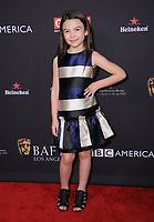 06 January 2018 - Beverly Hills, California - Brooklynn Prince. 2018 BAFTA Tea Party held at The Four Seasons Los Angeles at Beverly Hills in Beverly Hills.    <br /> CAP/ADM/BT<br /> &copy;BT/ADM/Capital Pictures