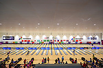 General view,<br /> AUGUST 22, 2018 - Bowling : <br /> Women's Trios Block 1 <br /> at Jakabaring Sport Center Bowling Center <br /> during the 2018 Jakarta Palembang Asian Games <br /> in Palembang, Indonesia. <br /> (Photo by Yohei Osada/AFLO SPORT)