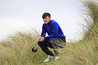 Sam Murphy (Portumna) waiting at the 16th during Round 2 of The East of Ireland Amateur Open Championship in Co. Louth Golf Club, Baltray on Sunday 2nd June 2019.<br /> <br /> Picture:  Thos Caffrey / www.golffile.ie<br /> <br /> All photos usage must carry mandatory copyright credit (© Golffile | Thos Caffrey)