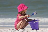 Family fun on Fort Myers Beach, photo by Debi Pittman Wilkey.
