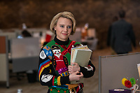 Office Christmas Party (2016)<br /> Kate McKinnon<br /> *Filmstill - Editorial Use Only*<br /> CAP/KFS<br /> Image supplied by Capital Pictures