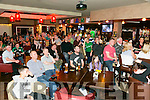 Fans watching the EURO's Ireland v France at O'Donnells  Bar on Sunday