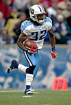 24 December 2006: Tennessee Titans cornerback Adam &quot;Pacman&quot; Jones (32) in action against the Buffalo Bills at Ralph Wilson Stadium in Orchard Park, New York. The Titans edged out the Bills 30-29.&amp;#xA; &amp;#xA;Mandatory Photo Credit: Ed Wolfstein Photo<br />