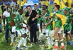 Deportivo Cali se coronó como campeón del Torneo Apertura 2015, tras igualar a 1 gol con Independiente Medellín en el juego de vuelta disputado en el estadio Atanasio Girardot de la capital antioqueña. El Cali había ganado el juego de ida por la mínima diferencia y la paridad le bastó para hacerse al título.
