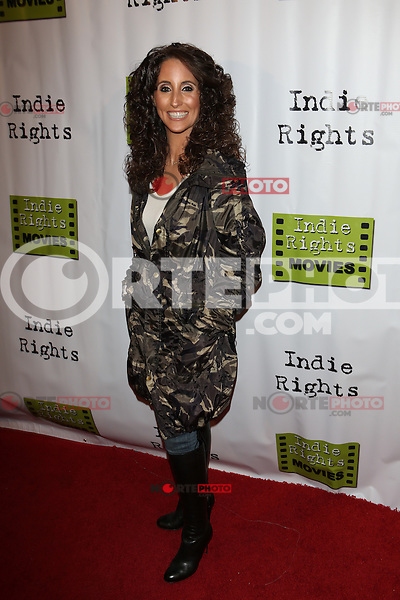 LOS ANGELES, CA - April 18, 2014:  Laura Bryna attends the Fray Movie Premiere, California. April 18, 2014. Credit:RD/Starlitepics /NortePhoto