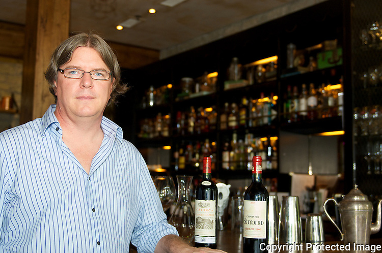 Brett Davis is one of 118 master sommeliers in the world. He also owns two restaurants -- Le Coop Bistro and Doc Crows -- in Louisville, Kentucky. He began his career in New Orleans working with Emeril John Lagasse.
