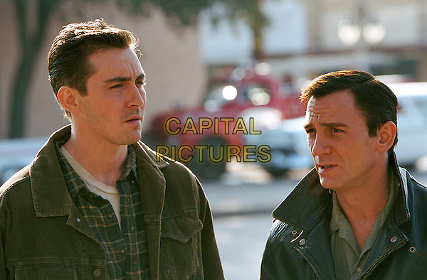 LEE PACE & DANIEL CRAIG.in Infamous.*Editorial Use Only*.www.capitalpictures.com.sales@capitalpictures.com.Supplied by Capital Pictures.
