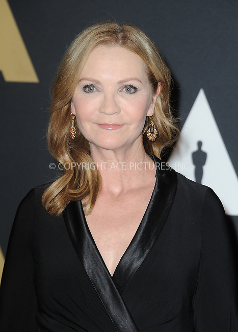WWW.ACEPIXS.COM<br /> <br /> November 14 2015, LA<br /> <br /> Joan Allen arriving at the Academy of Motion Picture Arts and Sciences' 7th Annual Governors Awards at The Ray Dolby Ballroom at the Hollywood &amp; Highland Center on November 14, 2015 in Hollywood, California<br /> <br /> <br /> By Line: Peter West/ACE Pictures<br /> <br /> <br /> ACE Pictures, Inc.<br /> tel: 646 769 0430<br /> Email: info@acepixs.com<br /> www.acepixs.com