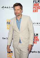 "17 June 2017 - Culver City, California - Nikolaj Coster-Waldau. ""Shot Caller"" Premiere during the 2017 Los Angeles Film Festival. Photo Credit: F. Sadou/AdMedia"