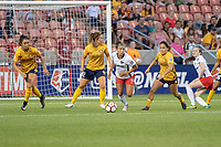 Sandy, UT - Wednesday August 08, 2018: Utah Royals FC vs Washington Spirit at Rio Tinto Stadium.