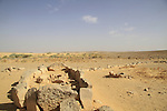 Israel, Arava, the Leopard Temple in Ovda valley