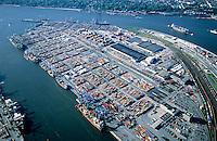 Deutschland, Hamburg, Hafen, Containerhafen Hamburg, Container, Schiffahrt, Burchardkai, Athabastakai, Waltershof, Container Terminal Waltershof, Transport