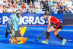 Germany vs Spain at World League Semi Finals in Valencia, Spain.