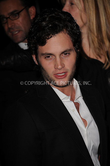 WWW.ACEPIXS.COM . . . . . ....November 15 2009, New York City....Actor Penn Badgley arriving at The Cinema Society & A Diamond Is Forever screening of 'The Private Lives Of Pippa Lee' at AMC Loews 19th Street on November 15, 2009 in New York City.....Please byline: KRISTIN CALLAHAN - ACEPIXS.COM.. . . . . . ..Ace Pictures, Inc:  ..(212) 243-8787 or (646) 679 0430..e-mail: picturedesk@acepixs.com..web: http://www.acepixs.com