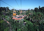 Skyway at San Diego Zoo