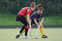 Brentwood HC Ladies 5th XI vs Romford HC Ladies 2nd XI 10-09-11