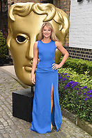 Sarah Hadland<br /> arrives for the BAFTA TV Craft Awards 2016 at the Brewery, Barbican, London<br /> <br /> <br /> &copy;Ash Knotek  D3109 24/04/2016