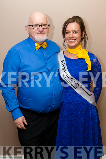 Murt Murphy and Maura Joy at Ballymac Strictly Come Dancing, at Ballygarry House Hotel & Spa, Tralee, on Saturday night