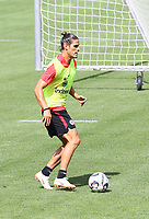 Goncalo Paciencia (Eintracht Frankfurt) - 08.08.2018: Eintracht Frankfurt Training, Commerzbank Arena<br /> <br /> DISCLAIMER: <br /> DFL regulations prohibit any use of photographs as image sequences and/or quasi-video.
