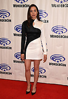 "ANAHEIM, CA - MARCH 29: Aubrey Plaza, cast member of FX's ""Legion"" attends WonderCon 2019 at the Anaheim Convention Center on March 29, 2019 in Anaheim, California. (Photo by Frank Micelotta/FX/PictureGroup)"