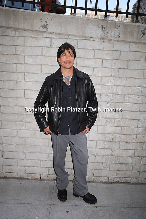 actor Bryan Dattilo of Days of Our Lives..at the Daytime Emmy Nominations on April 30, 2008 at the..ABC Studio in New York City.....Robin Platzer, Twin Images
