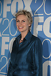 Jane Lynch stars in GLEE as he attends the FOX 2010 Programming Presentation (Upfronts) Post-Party on May 18, 2010 at Wollman Rink in Central Park, New York City, New York.  (Photo by Sue Coflin/Max Photos)