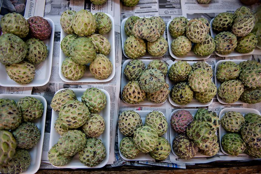 Saramuyo Fruit, market, Merida