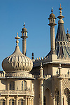 The Royal Pavilion, Brighton, Sussex, England UK