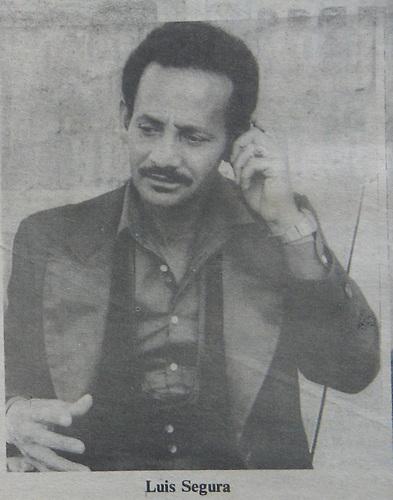 Luis Segura, El Añoñaíto
