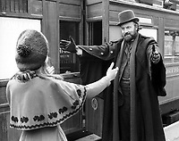 The Railway Children (1970) <br /> Iain Cuthbertson<br /> *Filmstill - Editorial Use Only*<br /> CAP/KFS<br /> Image supplied by Capital Pictures