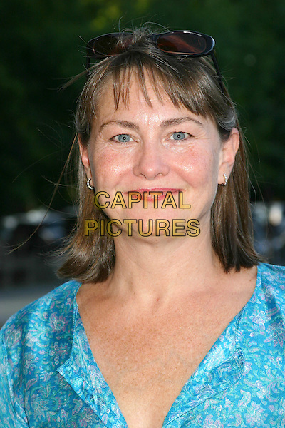 CHERRY JONES.Premiere of The Village at Prospect Park, Brooklyn, New York, July 26th 2004. .portrait headshot.Ref: IW.www.capitalpictures.com.sales@capitalpictures.com.©Capital Pictures.