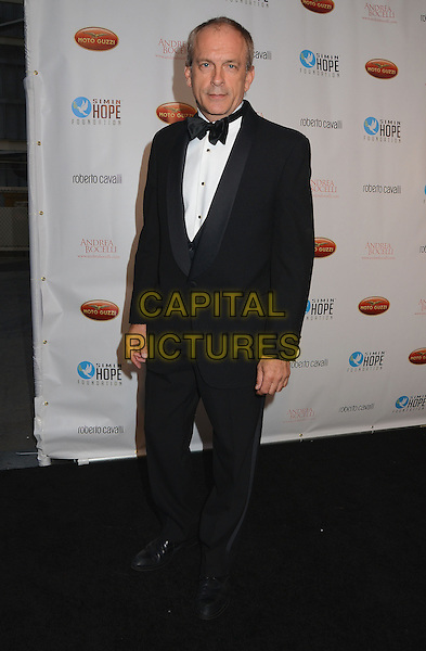 Tomas Arana<br /> Simin Hope Foundation presents &quot;A Celebration of All Fathers? Gala with a special appearance by Andrea Bocelli at Paramount Studios in Hollywood,  Santa Monica, CA, USA, 2nd June 2013.<br /> full length black bow tie tuxedo tux <br /> CAP/ADM/BT<br /> &copy;Birdie Thompson/AdMedia/Capital Pictures