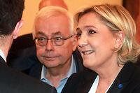 Marine Le Pen - CONFERENCE DE PRESSE DU FRONT NATIONAL 'QUEL ROLE POUR L'ETAT DANS L'ECONOMIE ?'