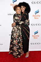 03 December 2018 - Beverly Hills, California - Amandla Stenberg, Tracee Ellis Ross. Equality Now's 4th Annual 'Make Equality Reality' Gala held at The Beverly Hilton Hotel. <br /> CAP/ADM/BT<br /> &copy;BT/ADM/Capital Pictures