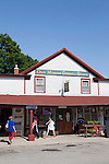 Old Mission General Store, Old MIssion Peninsula, Lake Michigan, Traverse City area, Michigan, USA
