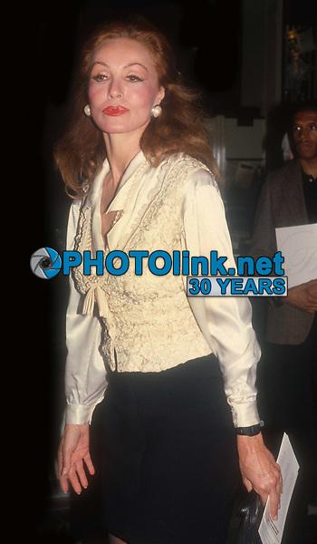 Julie Newmar Undated<br /> Photo By John Barrett/PHOTOlink