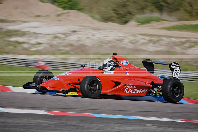 Luke Williams - Jamun Racing Mygale M12-SJ