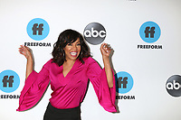 LOS ANGELES - FEB 5:  Wendy Raquel Robinson at the Disney ABC Television Winter Press Tour Photo Call at the Langham Huntington Hotel on February 5, 2019 in Pasadena, CA