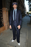 Richard Biedul at the LFW (Men's) s/s 2019 GQ Dinner to close this season's London Fashion Week Men's, Palm Court at The Principal London, Russell Square, London, England, UK, on Monday 11 June 2018.<br /> CAP/CAN<br /> &copy;CAN/Capital Pictures