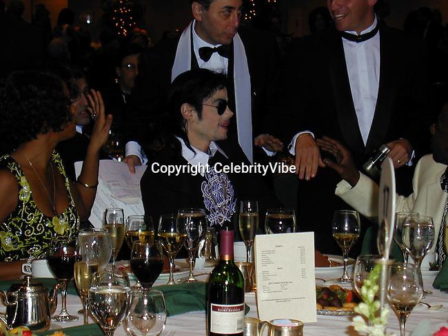 Whitney Houston, Michael Jackson &amp; Bobby Brown                                                           Whitney Houston's All-Star Gala for<br />American Cinema Foundation<br />Saturday, Dec 04, 1999<br />Photo by CelebrityVibe